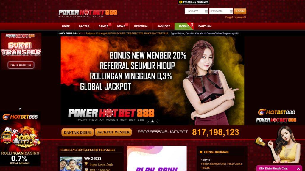 Situs Poker88 Online Uang Asli